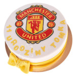 Tort z herbem Manchester United