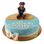 Tort z Kapitanem Jack Sparrow