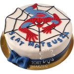 Tort ze SpiderManem