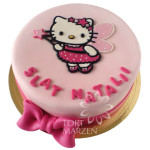 Tort z hello kitty wrk