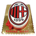 Tort herb zespou AC Milan