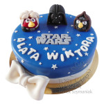 Tort z Angry Birds Star Wars