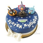 Tort z Angry Birds Space