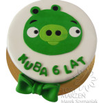 Tort z Bad Piggies